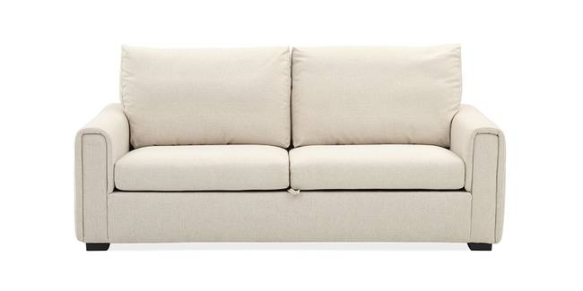 Garner Storage Sofa (Cream) (Cream, Fabric Sofa Material, Regular Sofa Size, Regular Sofa Type)