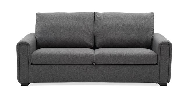 Garner Storage Sofa (Grey) (Grey, Fabric Sofa Material, Regular Sofa Size, Regular Sofa Type)