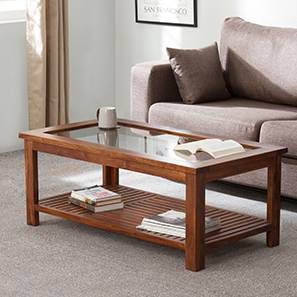 Claire coffee table urban ladder for Ladder coffee table