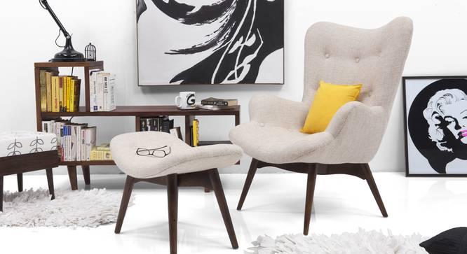 Contour Chair & Ottoman Replica - CONTOUR CHAIR & OTTOMAN REPLICA