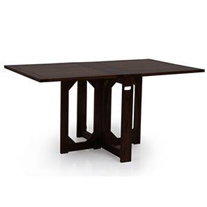 Danton folding dining table mahogany finish 00 img 0353 lp