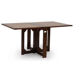 Danton 3 to 6 Folding Dining Table (Teak Finish)