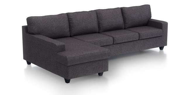 Walton Sectional Sofa (Steel) (Steel, Fabric Sofa Material, Regular Sofa Size, Sectional Sofa Type)
