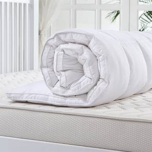 Manteau Flex (Hollowfiber Mattress Topper) (Queen Mattress Toppers Size)
