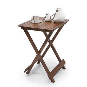 Latt folding table stool tall teak finish img 4764 copy