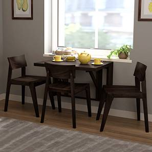 Blaine gordon 3 seater wall mounted dining table set 00 lp