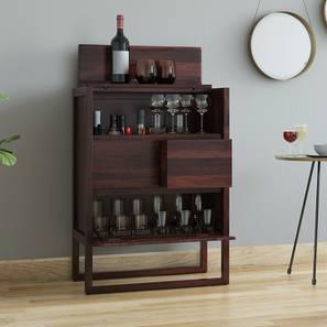 Bar Cabinet Designs For Home Wooden Bar Unit Portable Bar Set Urban Ladder