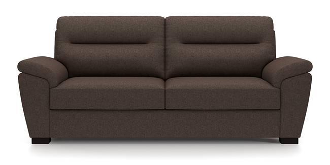 Adelaide Sofa (Mocha) (Mocha, Fabric Sofa Material, Regular Sofa Size, Regular Sofa Type)