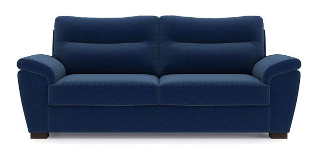 Adelaide Sofa (Cobalt) (Cobalt, Fabric Sofa Material, Regular Sofa Size, Regular Sofa Type)