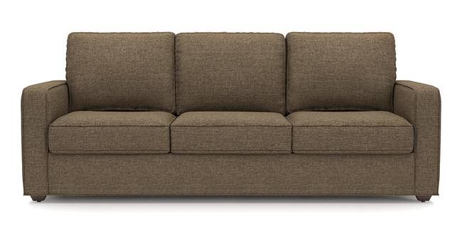 Apollo Sofa (Dune, Fabric Sofa Material, Compact Sofa Size, Soft Cushion Firmness, Regular Sofa Type, Master Sofa Component)