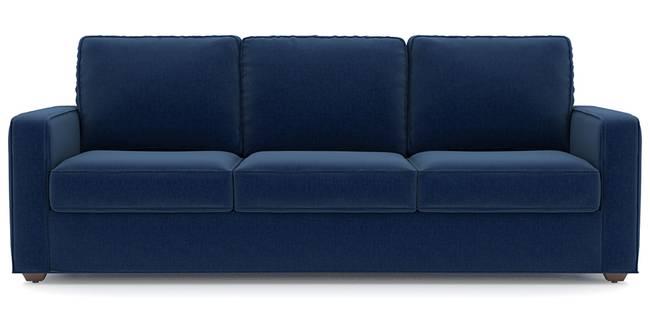 Apollo Sofa (Cobalt, Fabric Sofa Material, Regular Sofa Size, Soft Cushion Type, Regular Sofa Type, Master Sofa Component)
