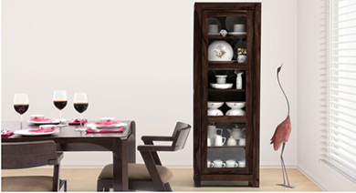 Dining dining storage crockery units