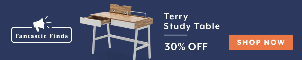 Study Table Designs Buy Foldable Study Tables Online  : Product Page Banner29th Nov Terry from www.urbanladder.com size 990 x 197 jpeg 66kB