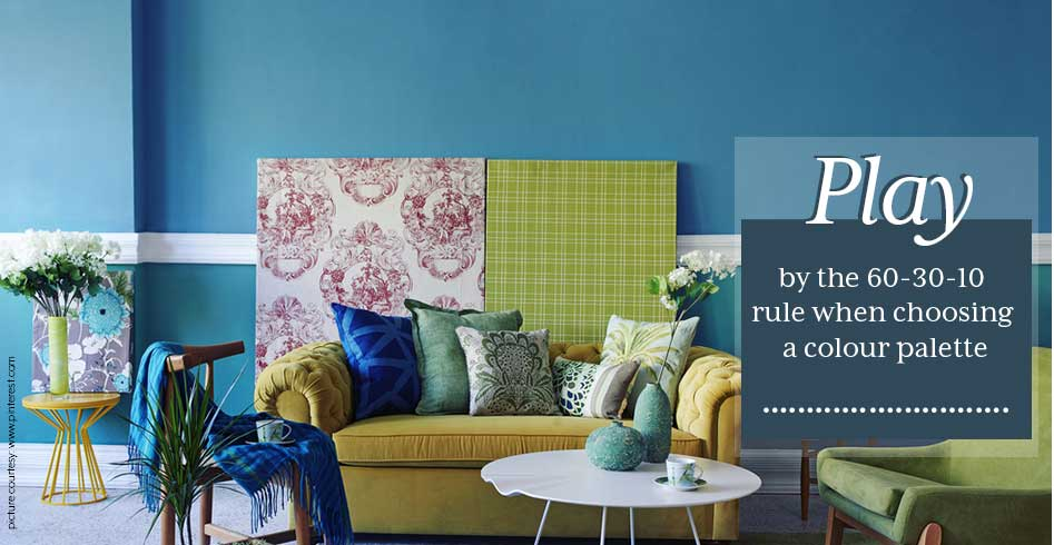 If You Have One Patterned Sofa Or Rug That You Definitely Want To Keep In  The Room, Pick Your Colours From This Pattern. Part 59