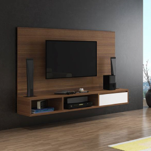Iwaki Swivel TV Unit