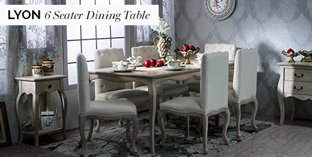 Shop 6 Seater Dining Sets