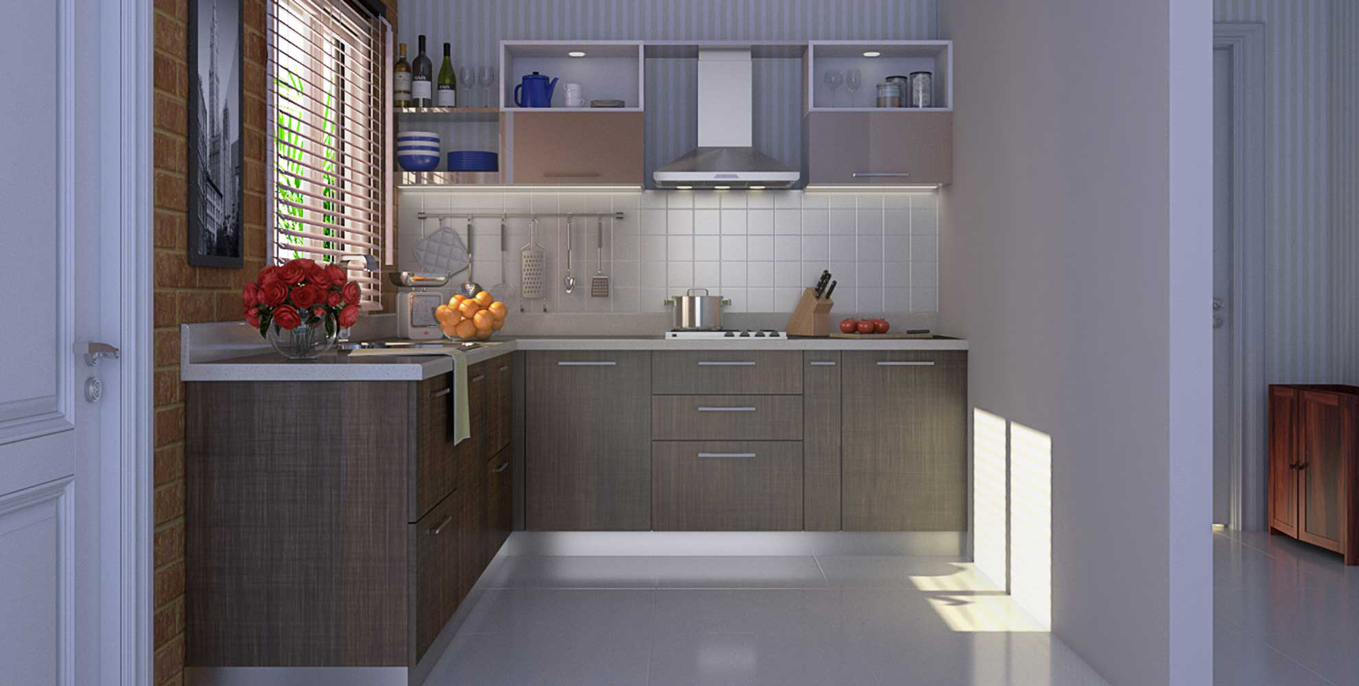 Interior design consultation urban ladder for Looking for kitchen