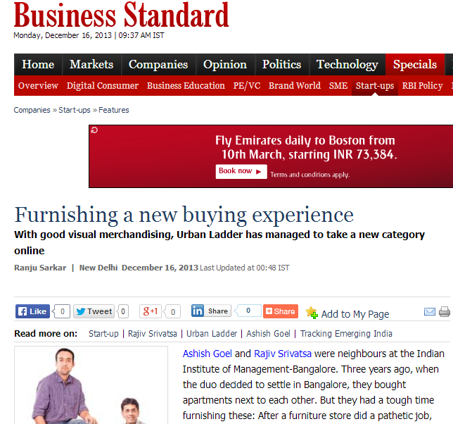 Business standard 1