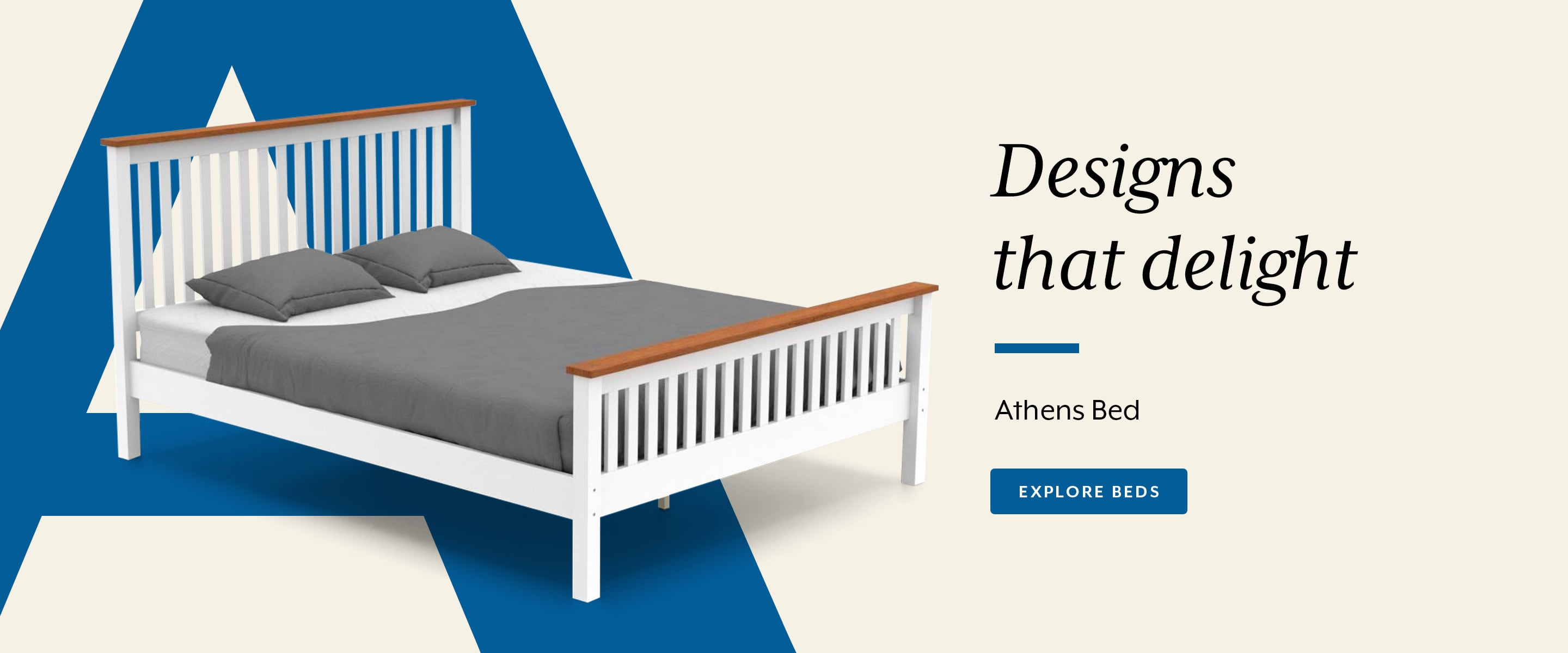Athens Bed