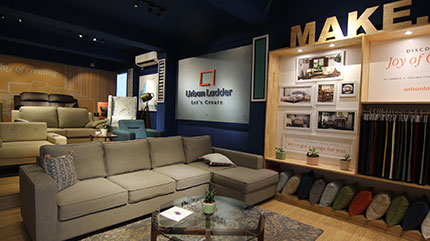 Urban Ladder Sofa Store