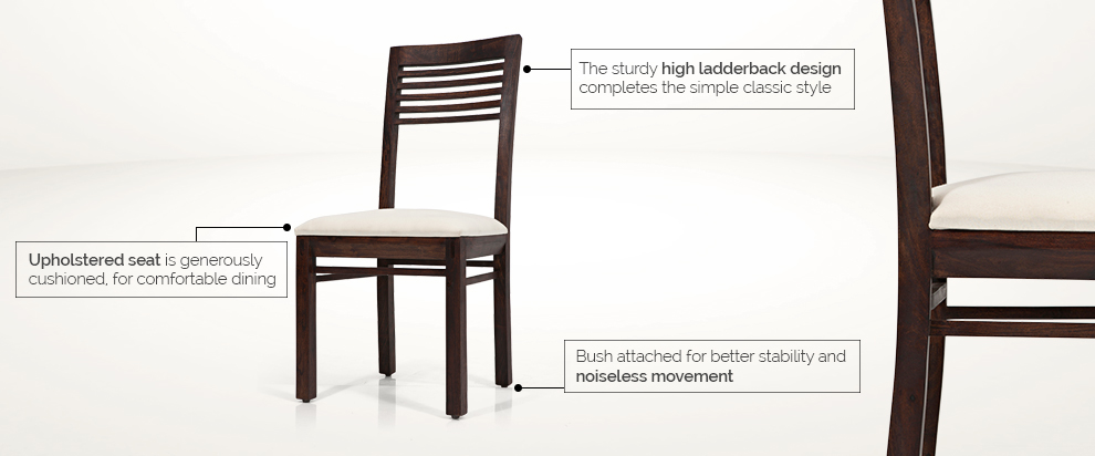The Zella Dining Chair