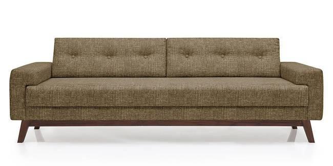 Venetti Sofa (Dune Brown) (Dune, Fabric Sofa Material, Regular Sofa Size, Regular Sofa Type)