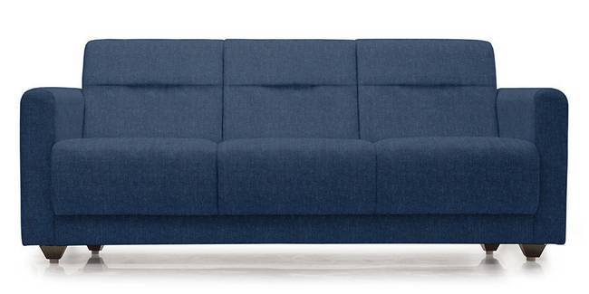Lloyd Sofa (Cobalt Blue) (Cobalt, Fabric Sofa Material, Compact Sofa Size, Regular Sofa Type)
