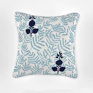 "Amara Cushion (16"" X 16"" Cushion Size, Amara - Blue Garnet)"