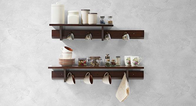 Kitchen Wall Shelves Diy