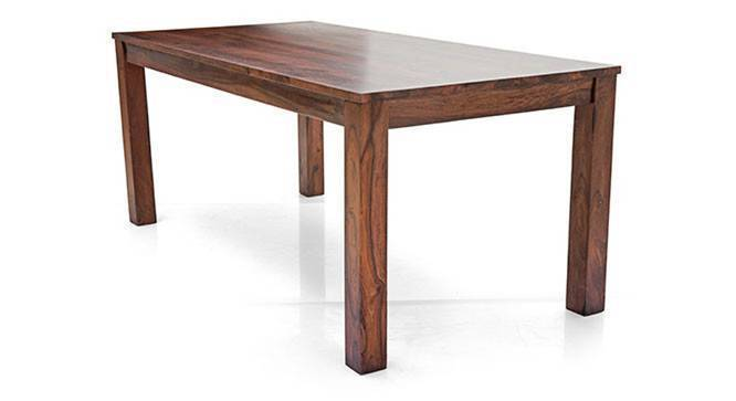 Arabia XL 6 Seater Dining Table (Teak Finish) by Urban Ladder