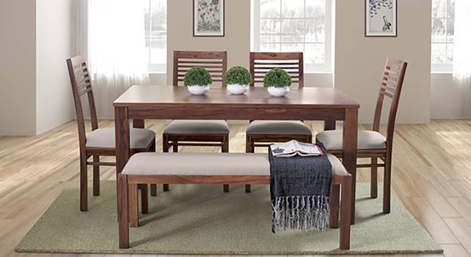Oribi Upholstered Dining Bench