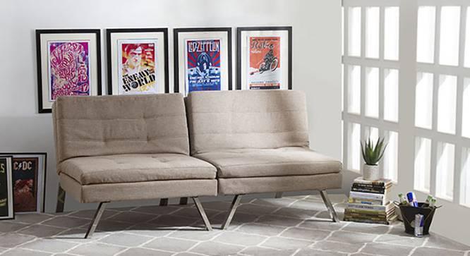 Wynwood Modular Sofa Cum Bed (Brown) by Urban Ladder