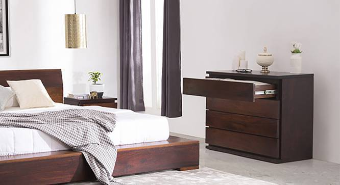 Duetto Chest of Drawers (Two-Tone Finish) by Urban Ladder