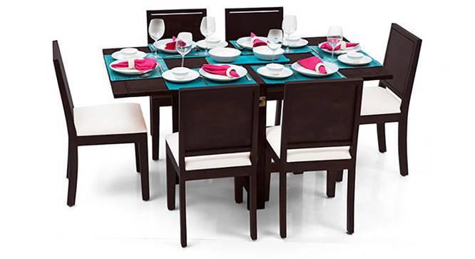 Danton 3 to 6 Folding Dining Table Urban Ladder : DantonFoldingDiningTableMahoganyFinish02IMG0040 M2 from www.urbanladder.com size 666 x 363 jpeg 23kB