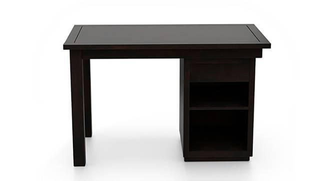 Bradbury Desk (Mahogany Finish, Compact Size) by Urban Ladder