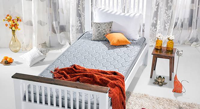 Essential Coir Mattress (Single Mattress Type, 75 x 36 in Mattress Size, 4 in Mattress Thickness (in Inches)) by Urban Ladder