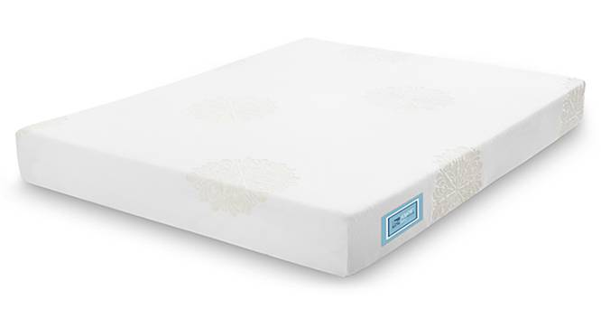 Aer Cocoon (Queen Mattress Type, 78 x 60 in Mattress Size, 8 in Mattress Thickness (in Inches)) by Urban Ladder
