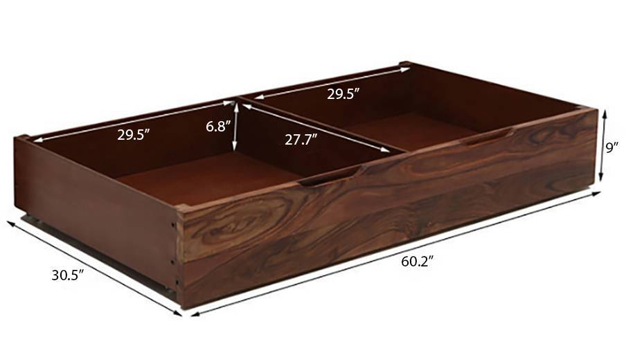 Terence storage drawer tk queen