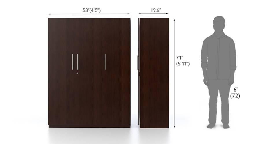 Domenico 3 door wardrobe do 08 9