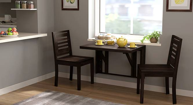blaine capra 2 seater wall mounted dining table set - 2 Seater Dining Table Set