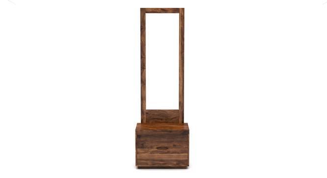 Zephyr Dresser With Mirror (Teak Finish) by Urban Ladder