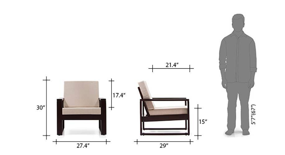 Eileen wooden sofa 2 1 1 brown 14 15