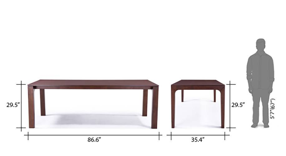 Arco 8 seater dining table 06 7