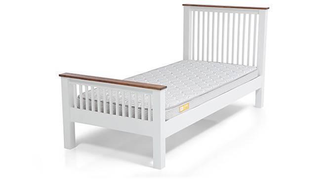 Essential Comfort Mattress (Single Mattress Type, 75 x 36 in Mattress Size, 4 in Mattress Thickness (in Inches)) by Urban Ladder
