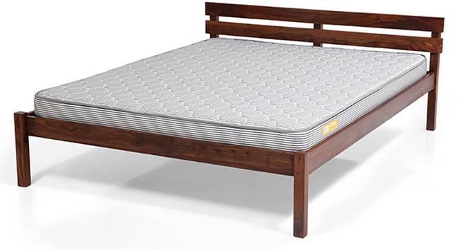 Essential Comfort Mattress (King Mattress Type, 4 in Mattress Thickness (in Inches), 72 x 72 in Mattress Size) by Urban Ladder