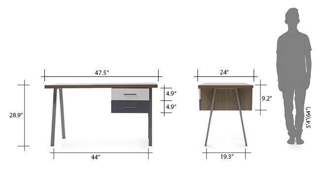 Writing table dimensions