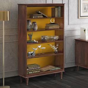Mahe Bookshelf (Walnut Finish)