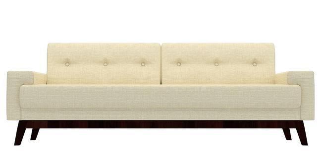 Venetti Sofa (Ivory White) (Ivory, Fabric Sofa Material, Regular Sofa Size, Regular Sofa Type)