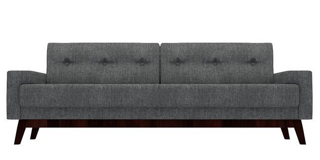 Venetti Sofa (Smoke Grey) (Smoke, Fabric Sofa Material, Regular Sofa Size, Regular Sofa Type)