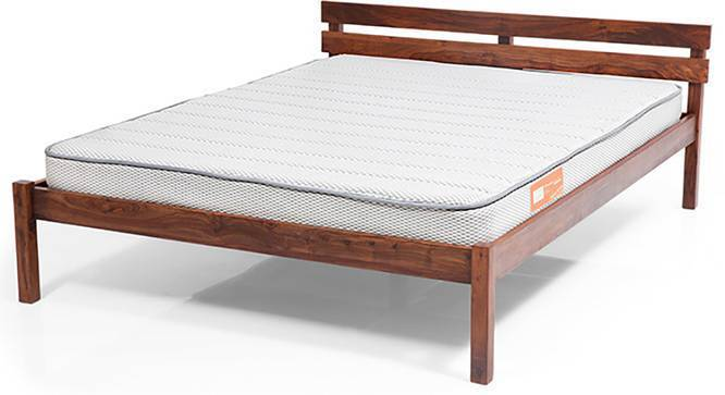 TheraMedic Comfort Mattress (Queen Mattress Type, 72 x 60 in Mattress Size, 5 in Mattress Thickness (in Inches)) by Urban Ladder